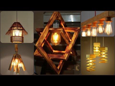 Wooden Ceiling Lights Ideas !!! Wood pendant lights Ideas !!!