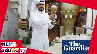 Four years to go: Qatar on course for its improbable World Cup