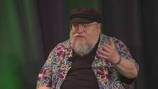 George RR Martin on Crazy Fan Theories