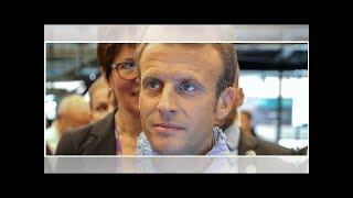 Emmanuel Macron, obligé de se défendre après avoir nommé Philippe Besson, un proche, au poste de ...