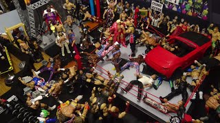 Biggest WWE Set Up of all Time