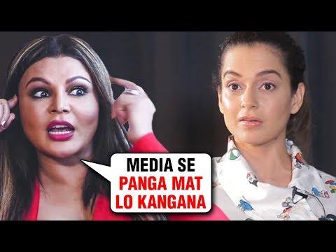 Rakhi Sawant ANGRY On Kangana Ranaut For Disrespecting Media | Judgemental Hai Kya Mp3
