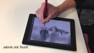 Самый тонкий и точный стилус для iPad и не только!