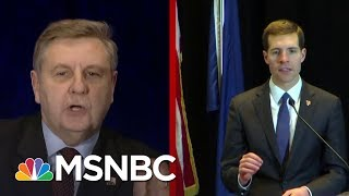 Joe: Pennsylvania State Rep. Rick Saccone Is Showing He\'s Desperate | Morning Joe | MSNBC