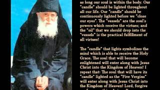 Saint Paisios of Mount Athos (1924-1994)