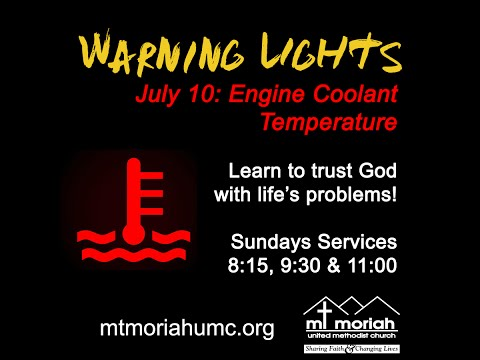 071016 - Warning Lights - Engine Coolant Temperature