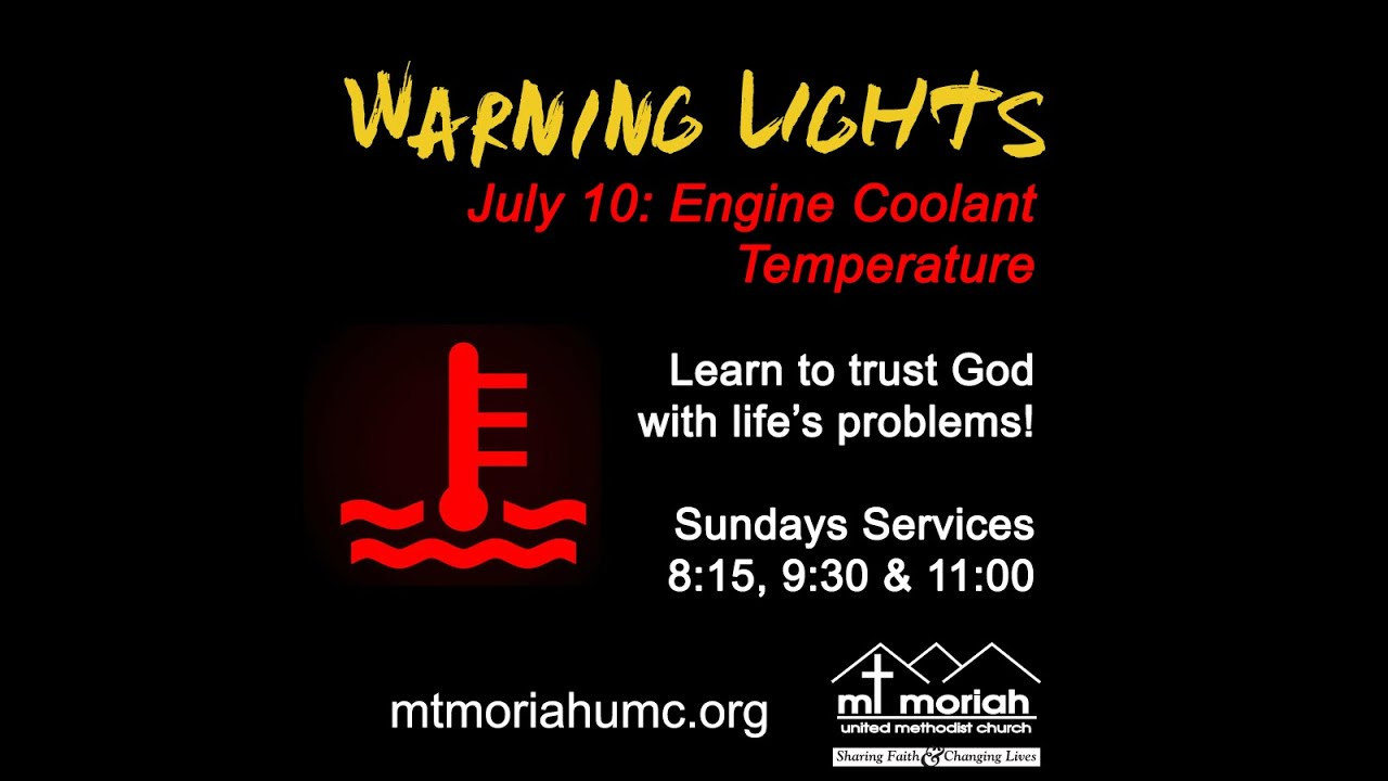 071016 warning lights engine coolant temperature youtube071016 warning lights engine coolant temperature
