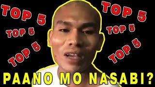 TOP 5 PARODY | PANO MO NASABI? | FILIPINO MEMES VIRAL 2018