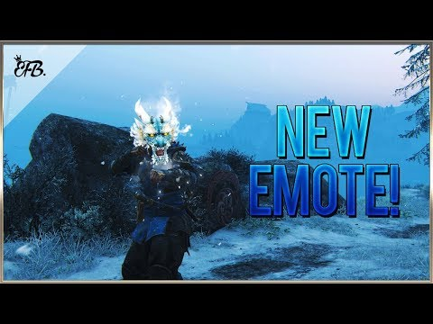 For Honor - Is Ready to Rumble Worth it? (New Emote)