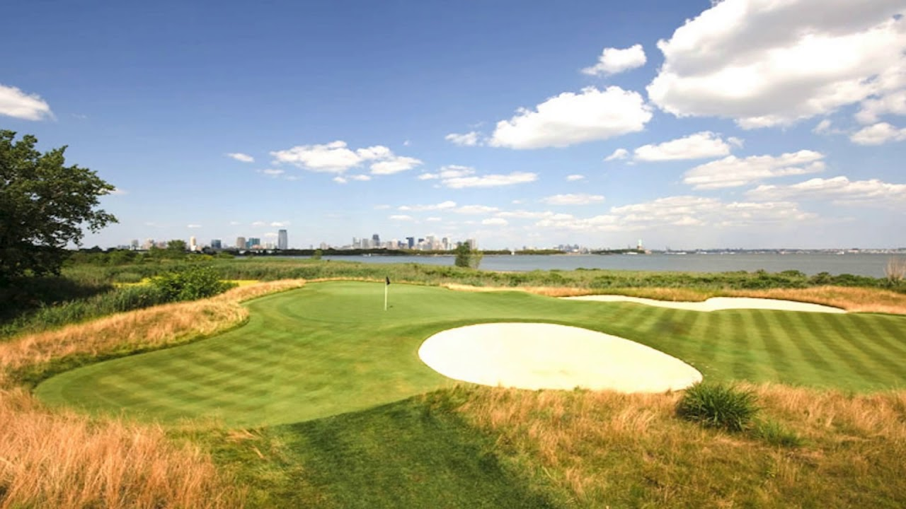 Liberty National Golf Course in New Jersey  Top golf courses