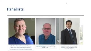 5G PPP Webinar - 5G Spectrum for Healthcare, Social Care and Public Safety