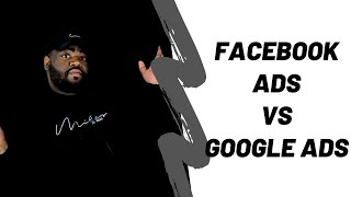 Facebook Ads Vs Google Ads | The Not The Average Joe Show | EP3