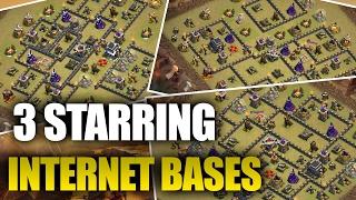 TH9 War Attack | 3 Starring Popular War Base | Clash Of Clans
