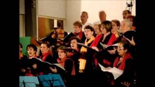 LE CORBEAU ET LE RENARD, Frochot, Chorale ERANTHIS-église De La Trinité-11 Nov 2013
