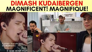 Baixar Dimash Kudaibergen | SOS | REACTION VIDEO BY REACTIONS UNLIMITED