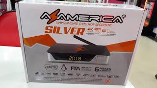 Azamerica Silver - Atualização e configuração SKS e IKS