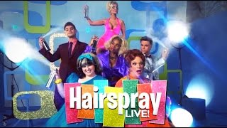 Hairspray Live! Cast Interviews - Ariana Grande, Derek Hough, Jennifer Hudson + More!