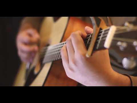 Tere Sang Yaara - Atif Aslam - Rustom -  Guitar Cover By Ahmed Rashik