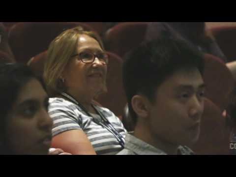 UConn Health Employees Get Sneak Peek of New UConn Health TV Commercials