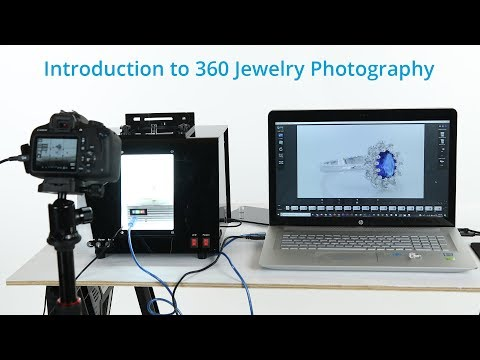 Introduction To 360 Jewelry Photography
