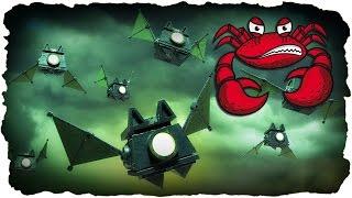 Halloween Megakrebs!   BOOM BEACH   Gruseliger Mörser & Miniroboter Fledermäuse! (Deutsch / German)