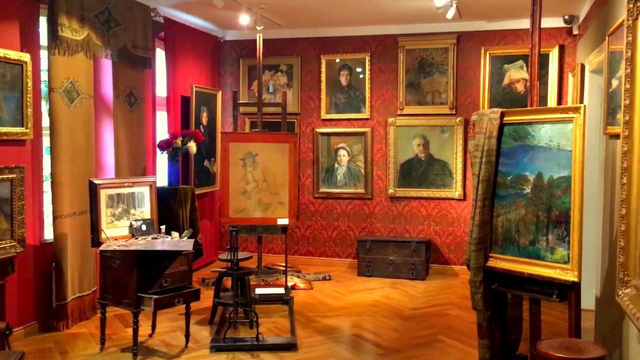 PATRIOT24 KULTURA – Z wizytą w Muzeum Leona Wyczółkowskiego w Bydgoszczy