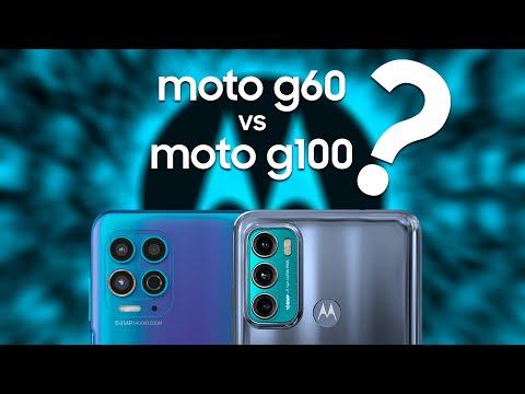 Moto G60 vs Moto G100 - Comparativo de Câmeras,  quem ganha esse duelo!?