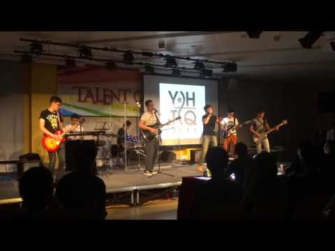 PolyU Talent Quest 2015 Counting Stars by RPG Band