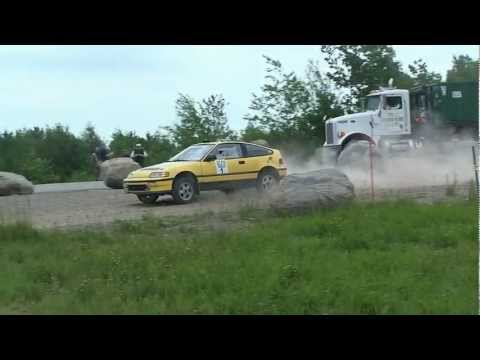 STPR 2012 - Stage 1 - Susquehannock Trail Performance Rally