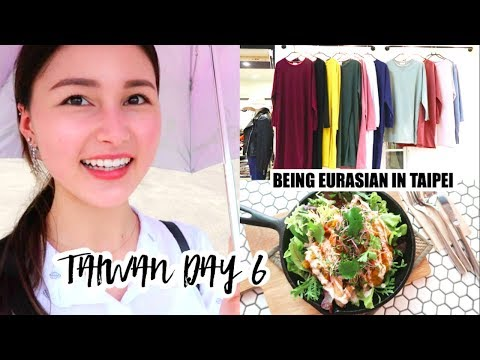 Taiwan Trip Day 6⎮Underground Shopping Mall, Night Market, Sightseeing & chit-chats