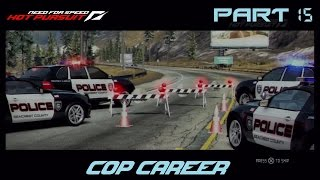 Need for Speed Hot Pursuit (PS3) - Cop Career [Part 15]