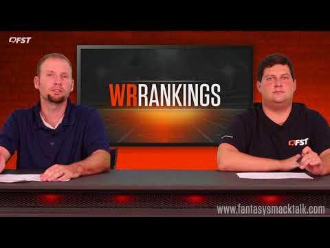 2018-fantasy-football-week-2-positional-rankings