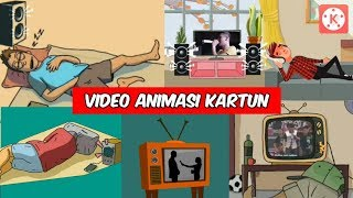 CARA MEMBUAT VIDEO ANIMASI YANG LAGI VIRAL DI STORY WA & STORY INSTAGRAM