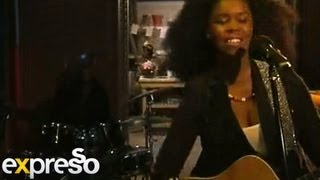 "Zahara Performs ""Phendula"" live on heritage day"