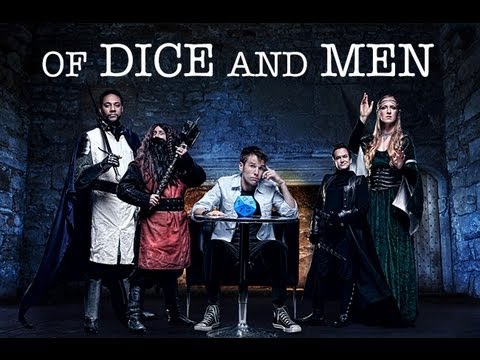 Promo for the comedy feature OF DICE AND MEN