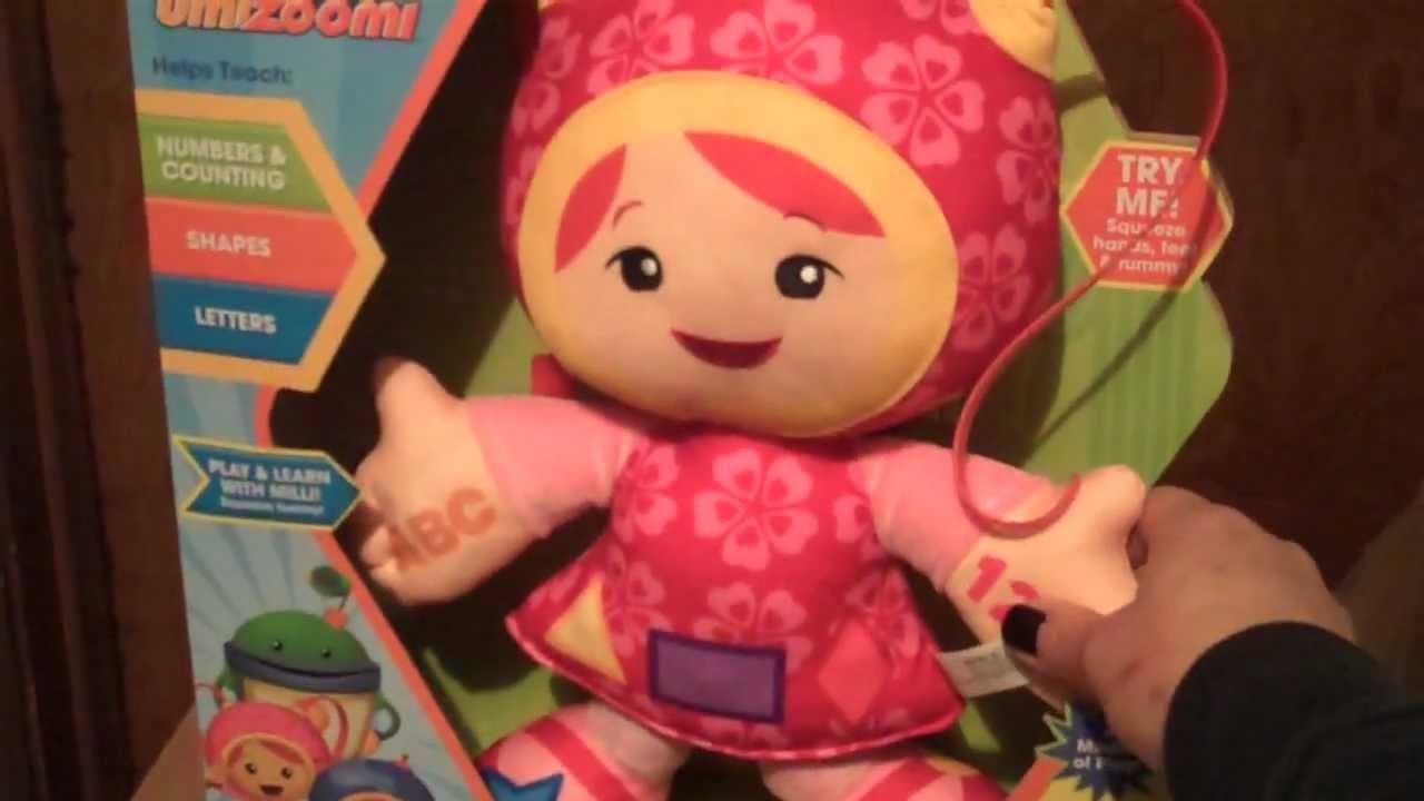 Team Umizoomi Mighty Musical Milli Review