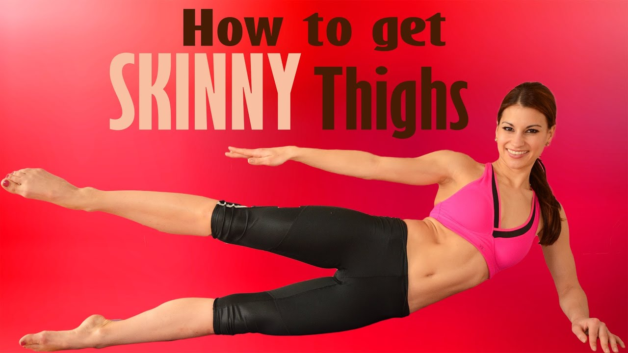 Image result for how to get skinny thighs