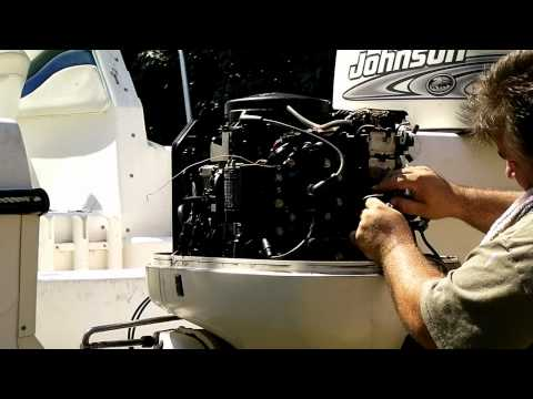 How To: Replacing the Powerpack on a Johnson / Evinrude Outb