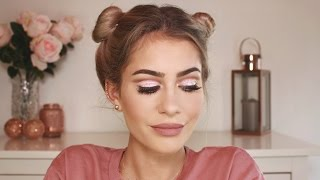 Soft Pink Glam-Cutcrease | BELLA