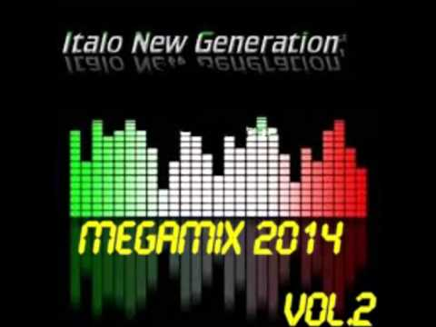 New Italo Disco Megamix 2014 vol.2