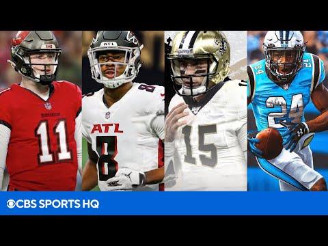 2021 NFL Draft: NFC South Recap [Buccaneers, Falcons, Saints, Panthers] | CBS Sports HQ