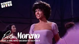 Rita Moreno: Just a Girl Who Decided to Go for It   Official Trailer   Screen Bites