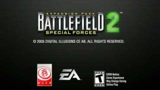 """Battlefield 2: Special Forces"" Intro"