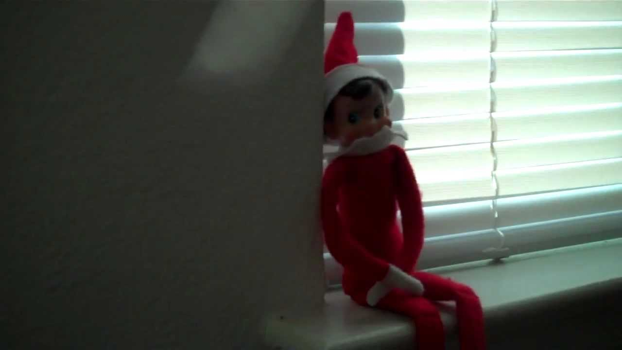 real elf on the shelf proof youtube