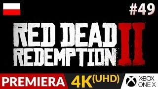Red Dead Redemption 2 PL  #49 (odc.49)  Coś słodkiego | Gameplay po polsku