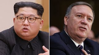US officials confirm CIA chief had secret meeting with DPRK leader