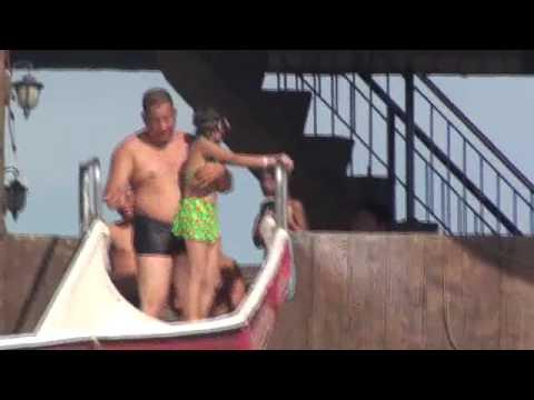 Joko's Swimming Party at Caribbean Resort