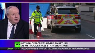 MET Police urge retired detectives to return amid cuts