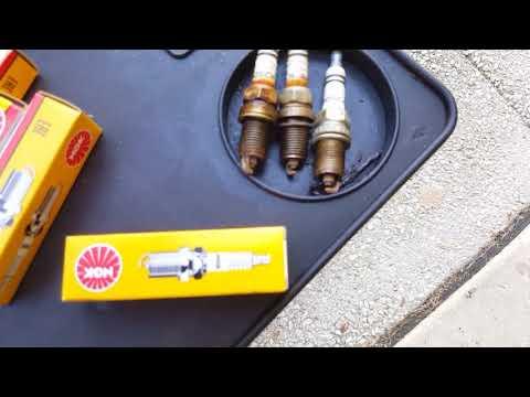 Toyota Spark plug change NGK Echo Vios Yaris Vitz