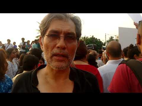 Denzil Smith speaks on Gauri Lankesh murder incident